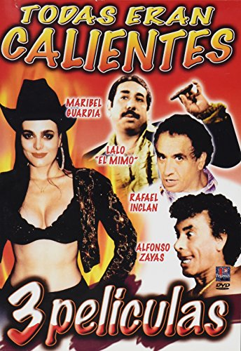 Todas Eran Calientes (3pc) (3pk)