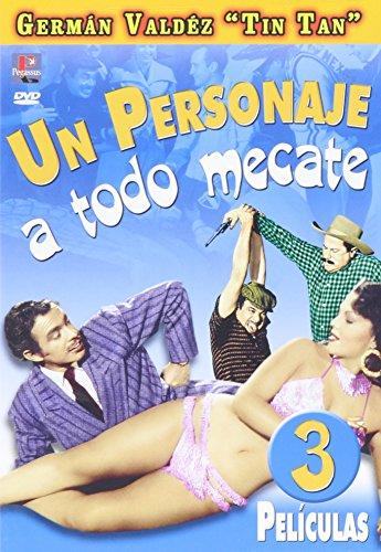 Personaje a Todo Mecate (3pc) (Spanish) (3pk)