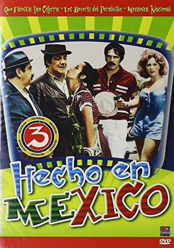 Hecho En Mexico (3pc) (Spanish) (3pk)