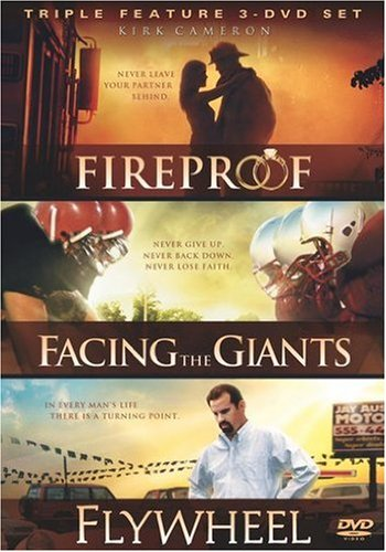 Fireproof & Facing the Giants & Flywheel (3pc)