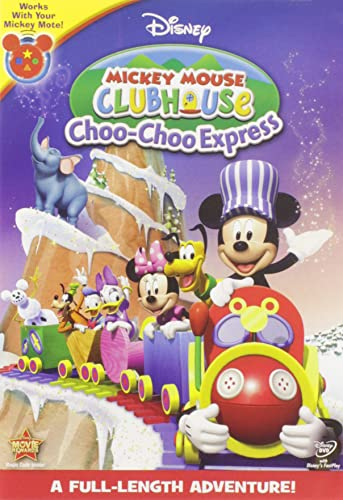 Mickey Mouse Clubhouse: Choo-Choo Express