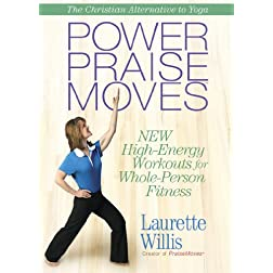 Power PraiseMoves DVD