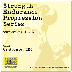 Follow Along Kettlebell Workout - Strength and Endurance Progression Series