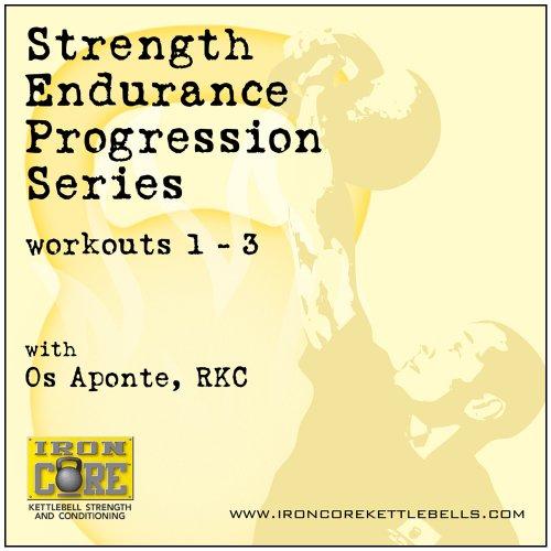 Follow Along Kettlebell Workout - Strength and Endurance Progression Series