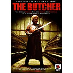 Jin Won Kim's The Butcher