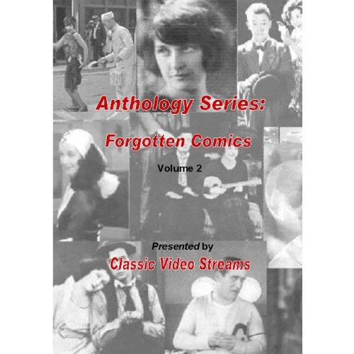 Anthology Series: Forgotten Comics - Vol. 2