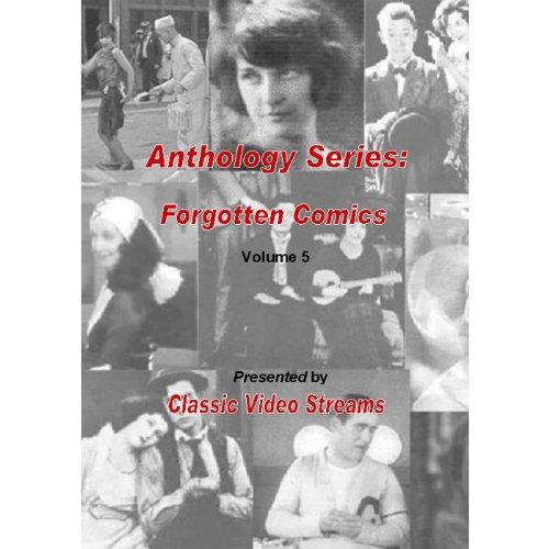 Anthology Series: Forgotten Comics - Vol. 5