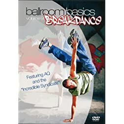Ballroom Basics, Vol. 9: Breakdance
