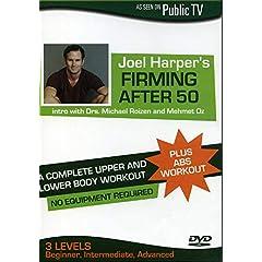 Joel Harper's Firming After 50