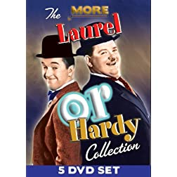 The More Laurel or Hardy Collection