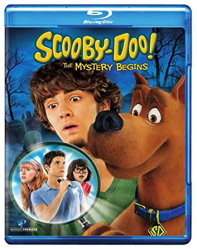 Scooby-Doo: The Mystery Begins (Blu-ray/DVD Combo + Digital Copy) [Blu-ray]