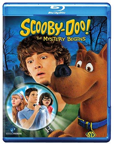 Scooby-Doo: The Mystery Begins (Blu-ray/DVD Combo + Digital Copy) [Blu-ray]