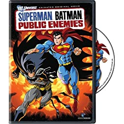 Superman/Batman: Public Enemies (Single-Disc Edition)
