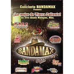 Concierto Bandamax lo Mejor de La Tierra Caliente!