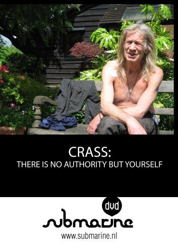 Minimovies: Crass: There's no Authority but Yourself (Institutional Use)