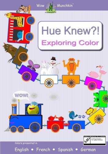 Hue Knew?! - Exploring Color