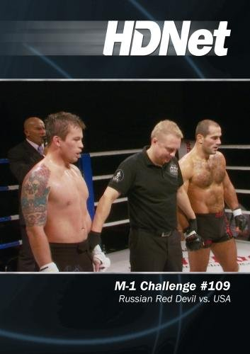 M-1 Challenge #109: Russian Red Devil vs. USA