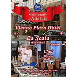 Great Chefs of Austria Chef Werner Matt La Scala Vienna Plaza - Vienna