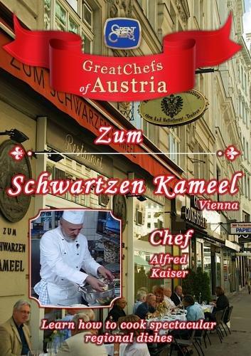 Great Chefs of Austria Chef Alfred Kaiser Zum Schwartzen Kameel Vienna
