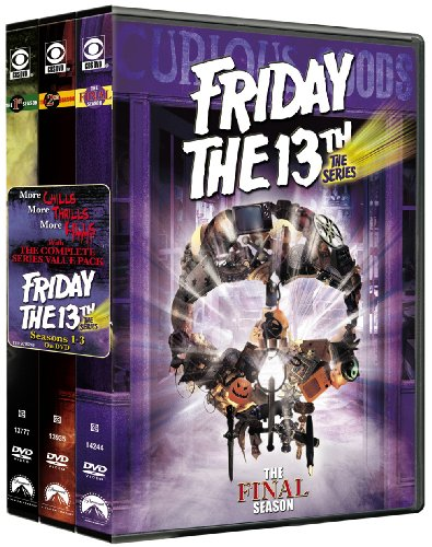 Friday the 13th: The Series - Complete Series Pack