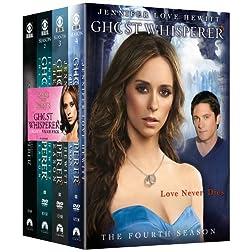 Ghost Whisperer: Seasons 1-4
