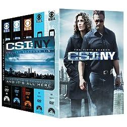 CSI NY: Seasons 1-5