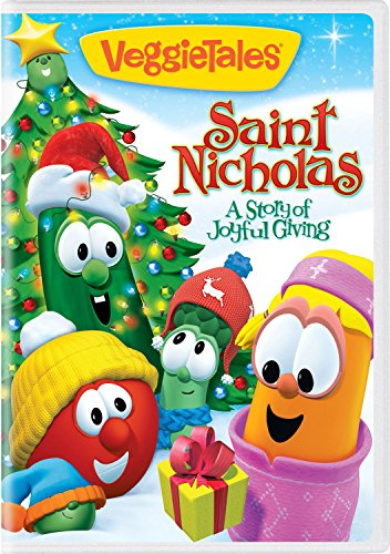 Veggie Tales: Saint Nicholas: A Story of Joyful Giving