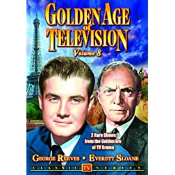 Golden Age of Television, Vol. 8: Kelly/The Machine Calls It Murder
