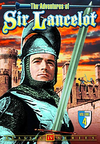 Adventures Of Sir Lancelot, Volume 4
