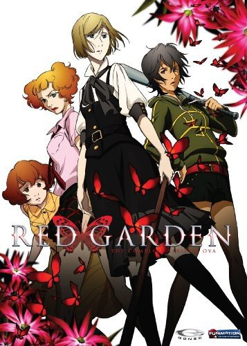 Red Garden: The Complete Series Box Set & OVA