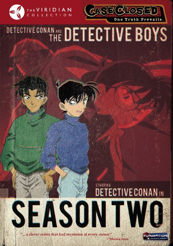 Case Closed: Season Two (Viridian Collection)