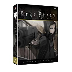 Ergo Proxy: The Complete Series Box Set (Viridian Collection)