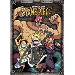 One Piece: Season Two, Third Voyage
