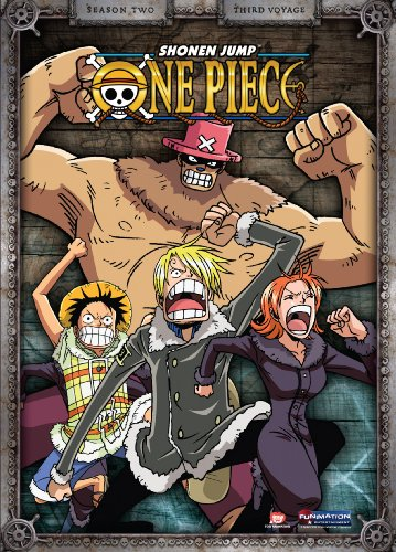 One Piece: Season Two, Third Voyage
