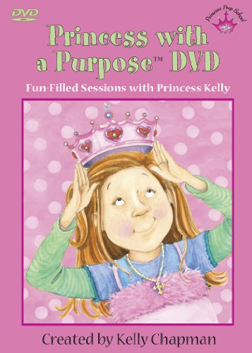Princess with a Purpose Curriculum DVD