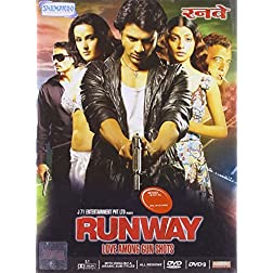 Runway ... Love Among Gun Shots (Dvd)