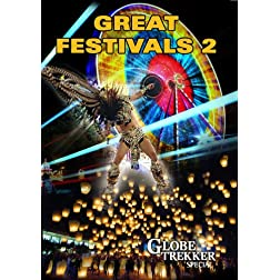 Globe Trekker Great Festivals 2