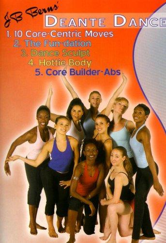 JB Berns' Deante Dance: 10 Core-Centric Moves