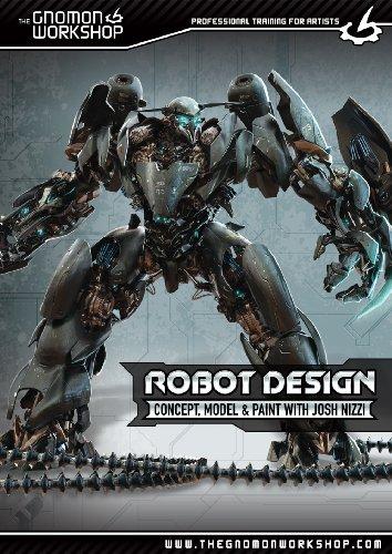 Robot Design: Concept, Model and Paint with Josh Nizzi