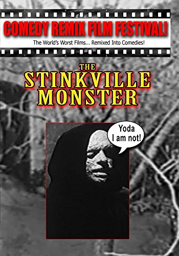 Tony Trombo's: THE STINKVILLE MONSTER!