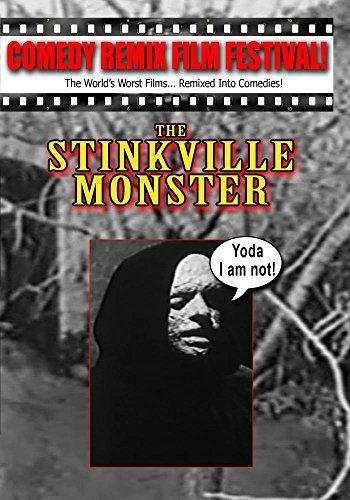 Tony Trombo's: THE STINKVILLE MONSTER!