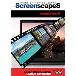 ScreenscapeS: Variety Pack II