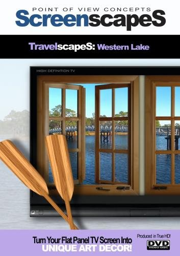 ScreenscapeS: TravelscapeS - Western Lake