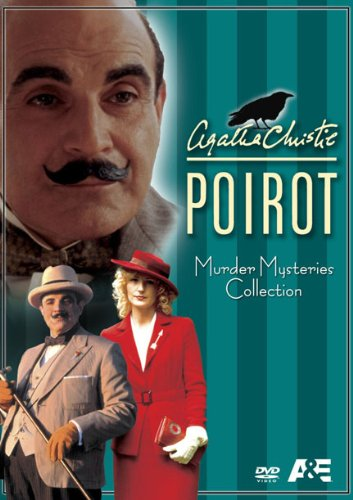 Poirot Murder Mysteries Collection DVD SET