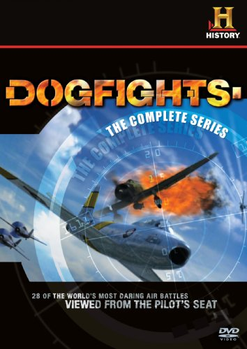 Dogfights: The Complete Series Megaset DVD SET