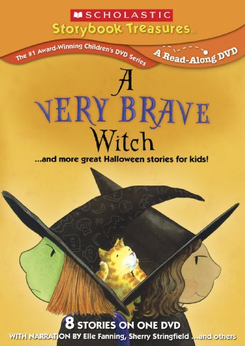 A Very Brave Witch...and more Halloween stories