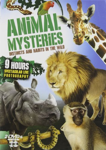 Animal Mysteries (2pc) (2pk)
