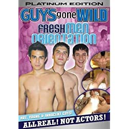 Guys Gone Wild: Freshmen Orientation - Platinum Ed