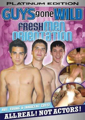 Guys Gone Wild: Freshmen Orientation - Platinum Ed