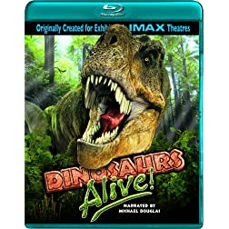 IMAX: Dinosaurs Alive! [Blu-ray]